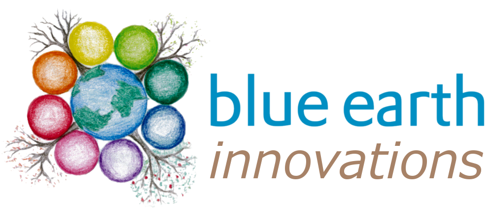 Blue Earth Innovations Logo