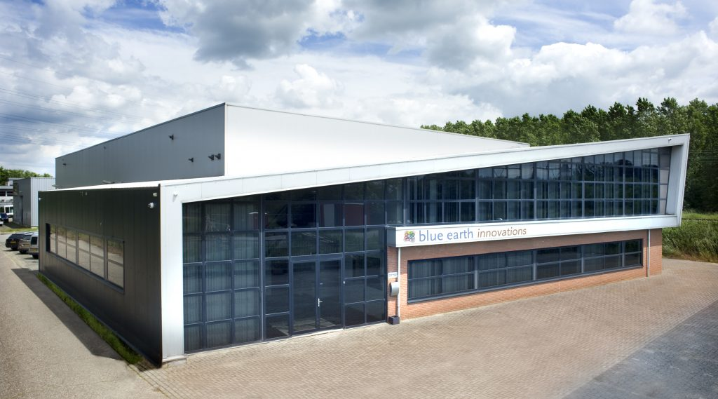 New Production Facility in Maastricht